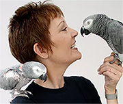 Patricia Sund, Creative Director of Bird Talk Magazine